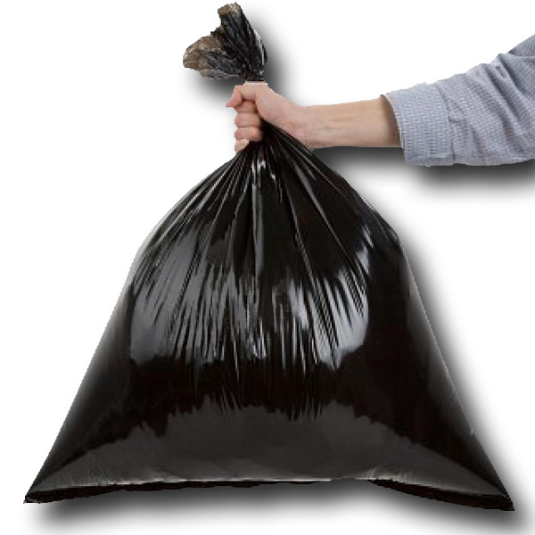 Bolsas de plástico para la basura